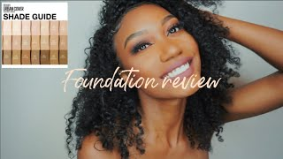 Maybelline Dream Urban Cover Foundation Review| Wear Test + Routine Rip off