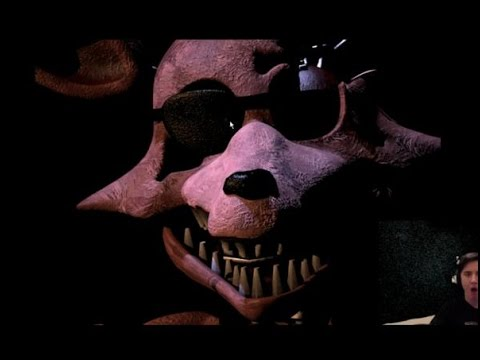 OLD FOXY EASTER EGG??? WHAT THE HECK?