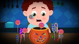 dulces de halloween | Halloween Candy | Schoolies Español Latino | Canciones Infantiles