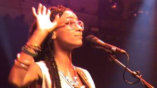 funk the fear esperanza spalding emily s d evolution live in paradiso amsterdam