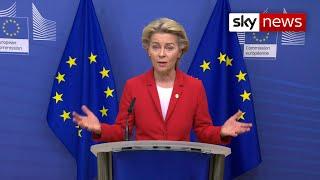 EU begins legal action against the UK over Brexit bill proposal