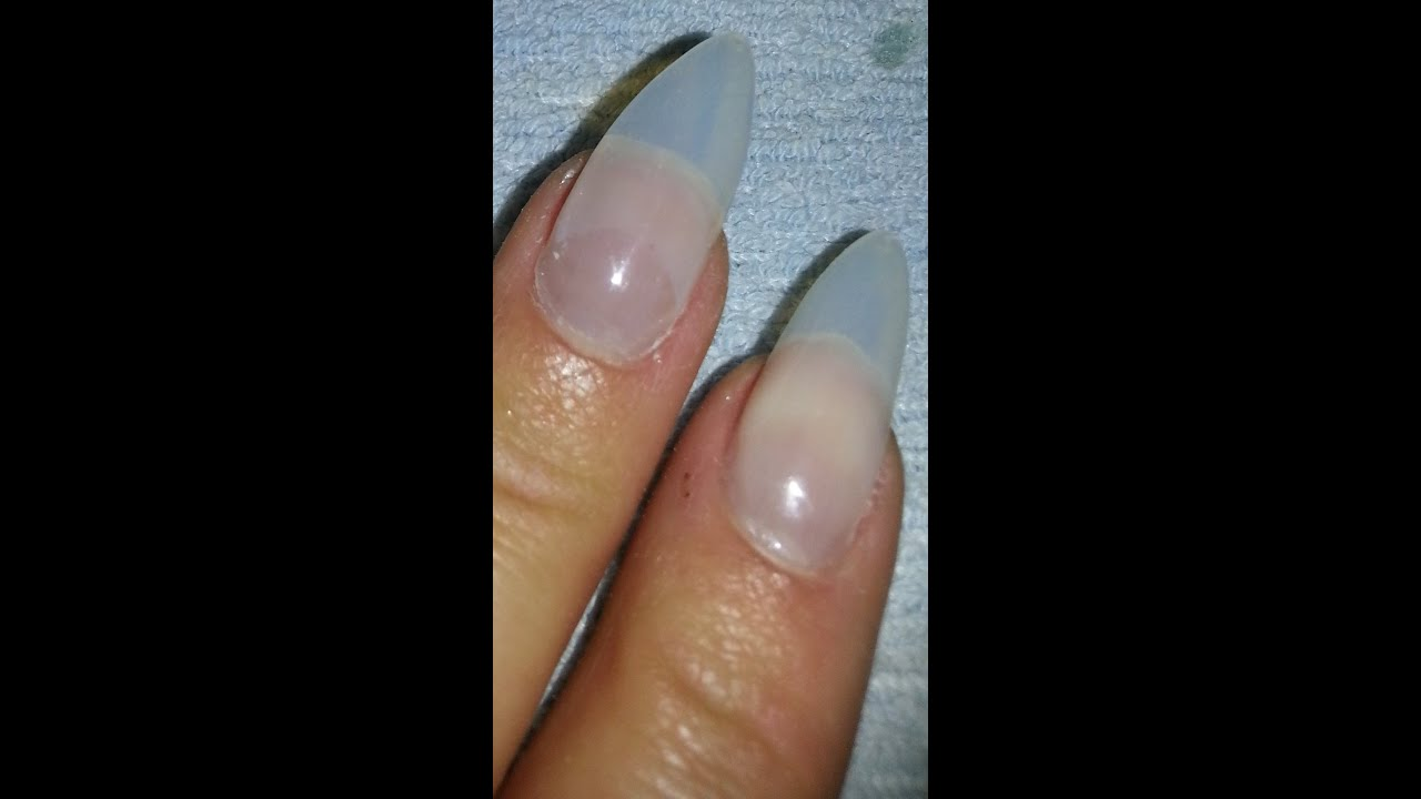 DIY - Do it yourself Gel Nails - Gel Nägel selber machen ♥ Popi ...