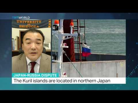 Interview with Seijiro Takeshita of University of Shizuoka on Putin In Japan