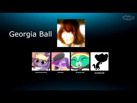 The League of Petshoppers - Georgia Ball Interview