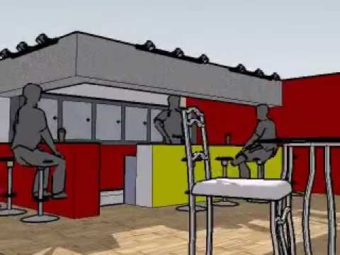 Cafe Interior design in pune