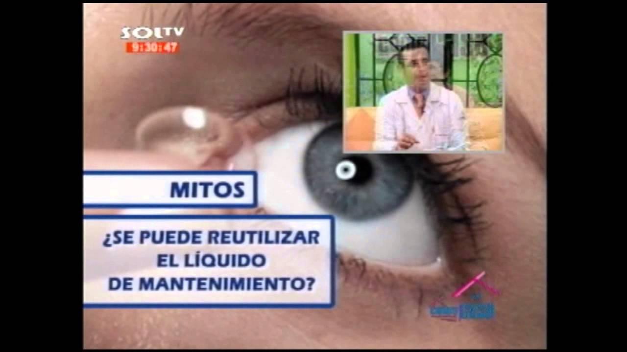 ded95d9b27 Mitos sobre el Uso de Lentes de Contacto OFTALMOVISION CLÍNICA DE OJOS  Trujillo - Perú