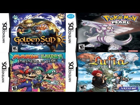 Top 10 Worst RPG Dungeons - Nintendo DS Edition (NDS)