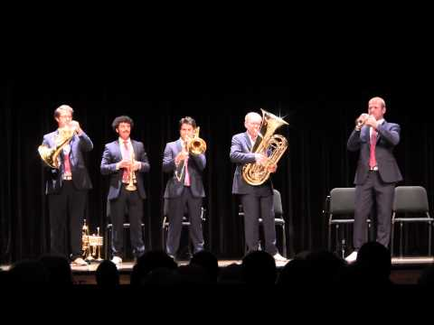 Penny Lane - Canadian Brass 2013