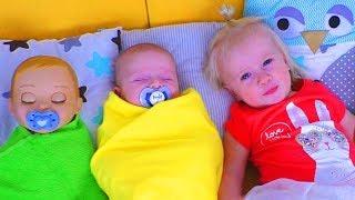 ¿Estás durmiendo, hermano Juan + otras Canciones Infantiles con Katya y Dima