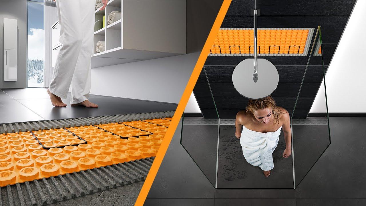 Come posare il sistema di riscaldamento elettrico a pavimento e a