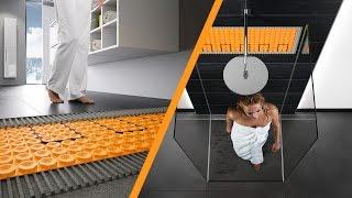 Come posare il sistema di riscaldamento elettrico a pavimento e a parete