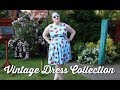 Plus Size Vintage Dress Collection