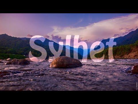 Sylhet ( Queen of Nature ) - Bichanakandi - Ratargul - Beautiful Bangladesh - Travel - Drone View