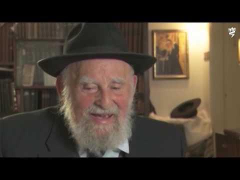 Rabbi Yitzchak Elhanan Gibraltar Describes the Death March