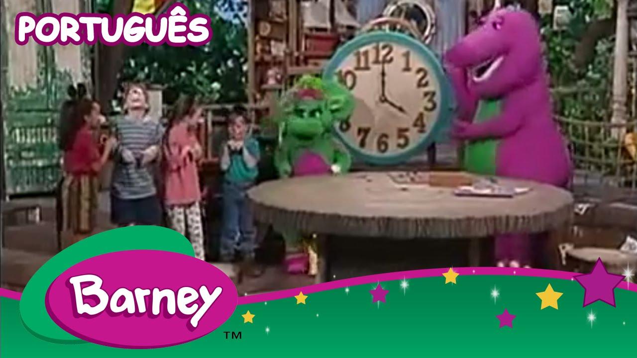 A Ponte De Londres Barney Brasil Youtube