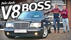Mercedes W124 E500 Limited | 320 PS Tarnkappenbomber! GEBRAUCHTWAGENCHECK | Fahr doch