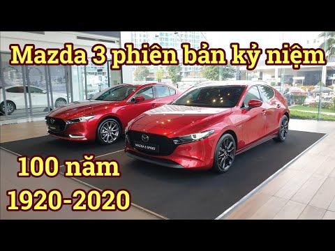 Mazda 3 phiên bản giới hạn kỷ niệm 100 năm thương hiệu Mazda (1920-2020)   Hải Channel