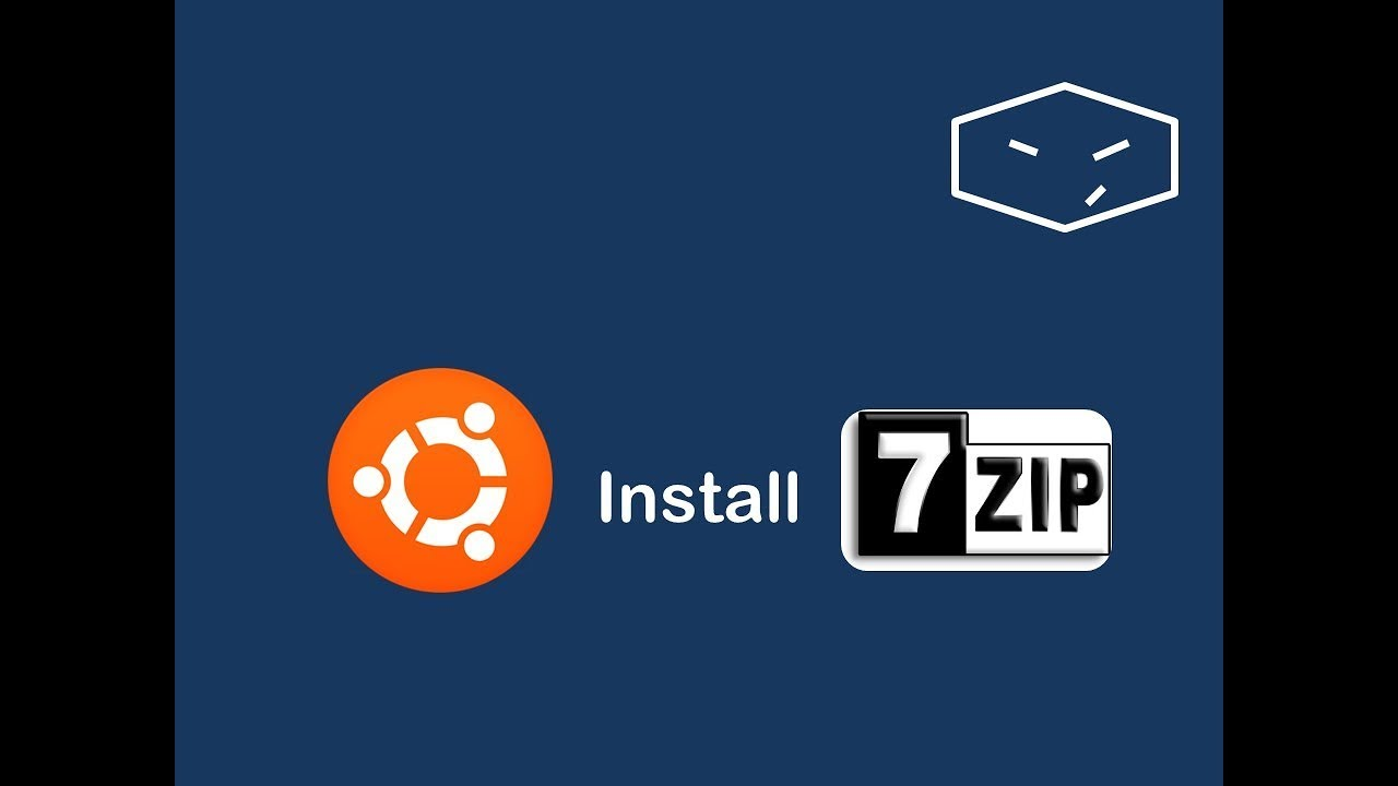 how to use 7zip ubuntu
