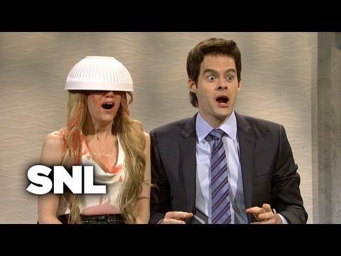 Hollywood Dish With Scarlett Johansson - SNL
