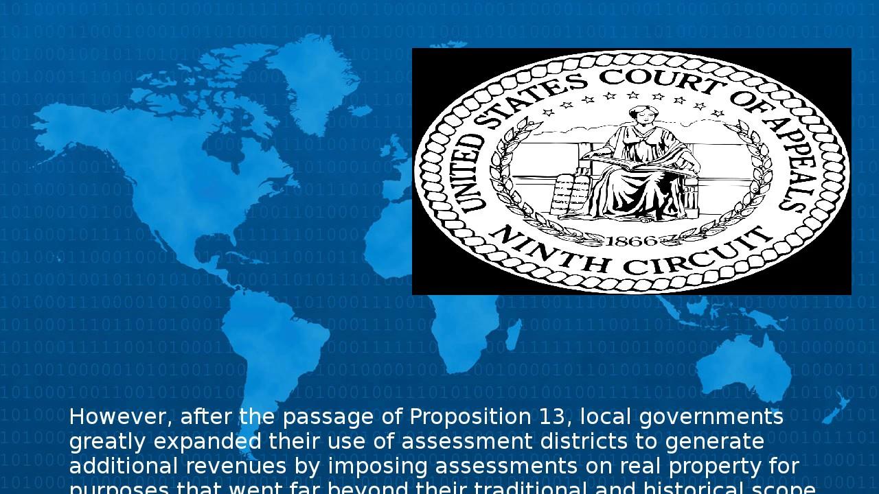 California Proposition 218 (19...