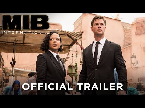 The Boxer Show - New Movies this Weekend: Men in Black Int'l,