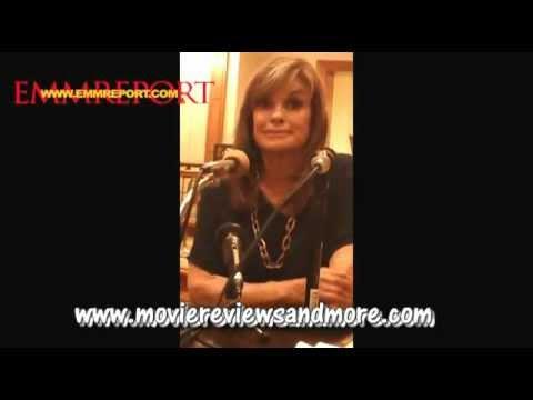 """Linda Gray """"Dallas"""" TV Show Interview"""