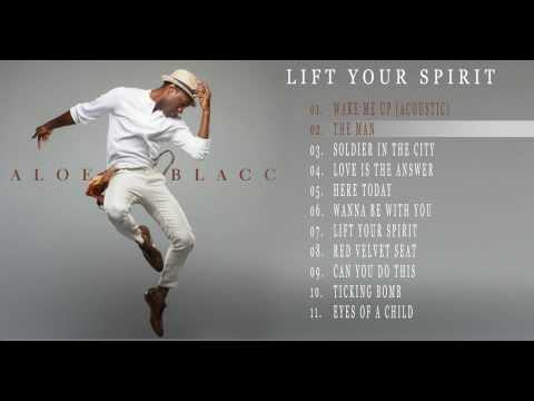 Aloe Blacc - Lift Your Spirit - Album-Player