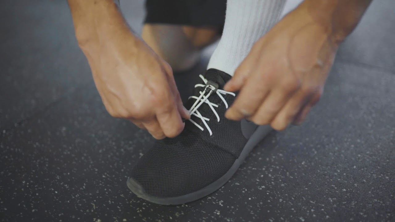 The No-Tie Shoelaces that Athletes LOVE