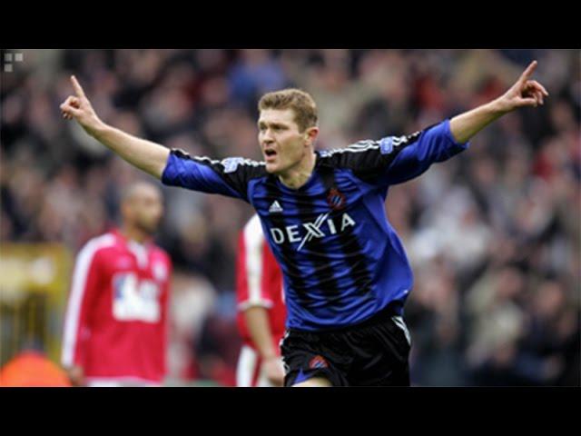 2004-2005 - Club Brugge - Standard - GOAL Gert Verheyen