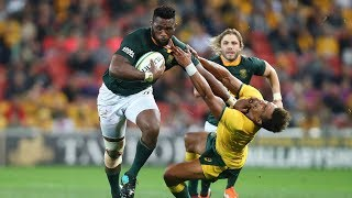 40 Great Springbok Tries Against The Wallabies  2006 to 2018