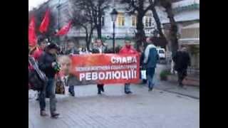 День Октябрьской революции - ЛУЦК(, 2013-11-06T08:21:27.000Z)