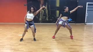 Con altura coreografía fitness