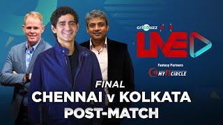 Cricbuzz Live: Final, Chennai v Kolkata, Post-match show