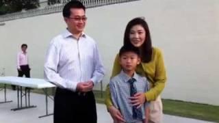 Repeat youtube video ครอบครัวยิ่งลักษณ์ทำบุญ