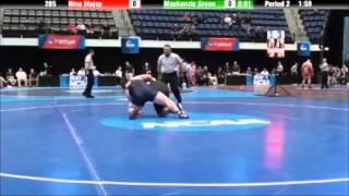 2014-15 NCAA wrestling rules