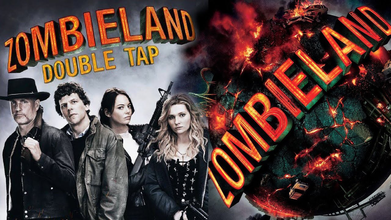 First Look at Zombieland 2 :Do...