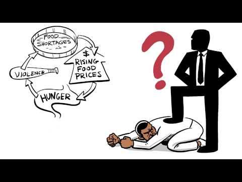Feeding Nine Billion Video 9  Food Riots and Food Security