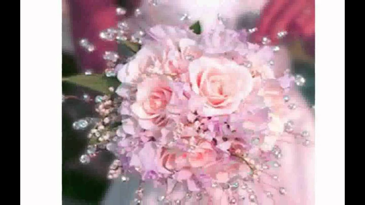 Bridal Flower Bouquets - YouTube