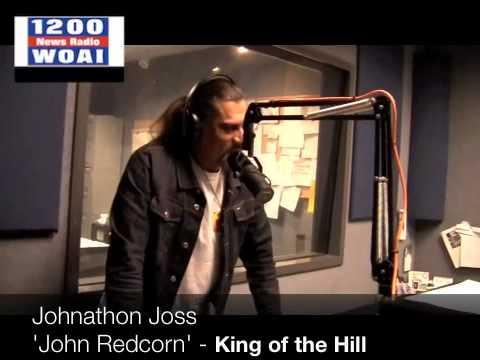 SAFN wCharlie Parker: Jonathan Joss aka 'John Redcorn'