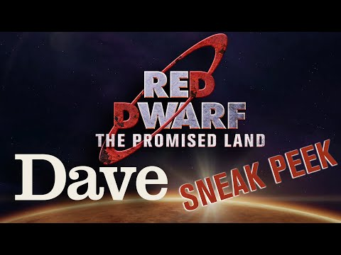 Red Dwarf The Promised Land | SNEAK PEEK First 5 Minutes | Dave