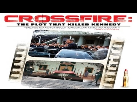 Crossfire the Plot that Killed Kennedy  Jim Marrs Reveals NEW Facts and Evidence  Aliens and UFOs!