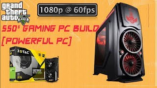 【NEW】BEST $550[35000 RS] Gaming PC Build! (2017) 🕹️ Plays Every Game 1080P And 4K At 60 FPS!