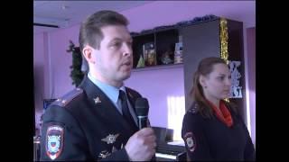По Калининградской области шагает Полицейский Дед Мороз