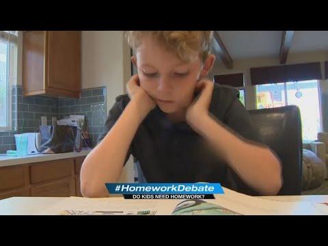 Do Kids Need Homework?