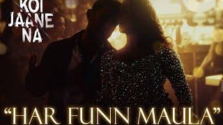 Koi Jaane Na   Har Funn Maula Aamir Khan & Elli Avr Ram   Vishal Dadlani & Zara Khan WhatsApp Status