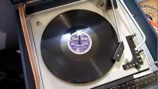 SLIM GAILLARD QUARTETTE.  Novachord Boogie    1947