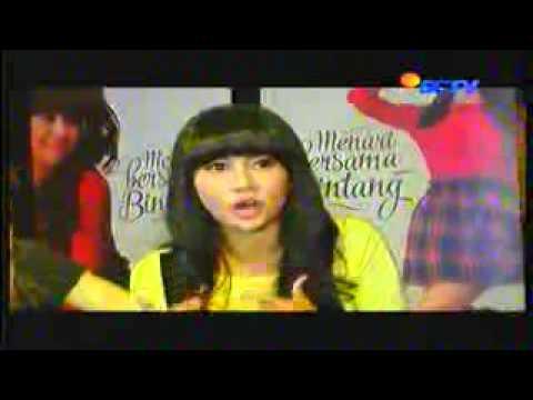 Liputan @AnisaRahma Adi  Lounching Single Menari Bersama Bintang  Hot Shot SCTV 130414   YouTube