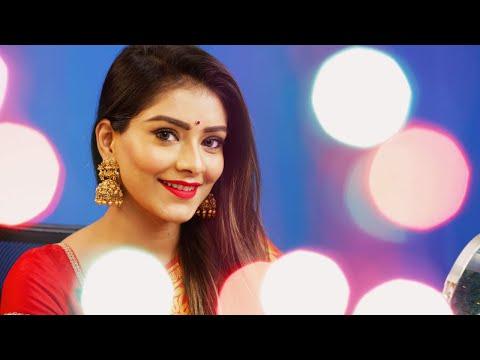 Leena's Wedding Look | South Indian Makeup Look | Foxy