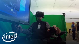 100-year-old Watches VR Take Flight   Intel