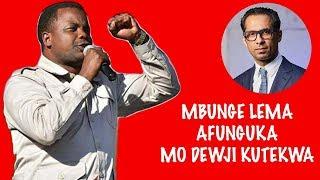 BREAKING: Godbless Lema azungumzia MO DEWJI kutekwa